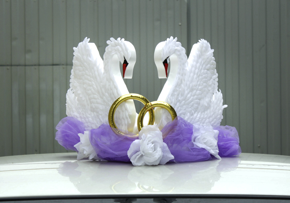 Картинки, открытка лебеди свадьба